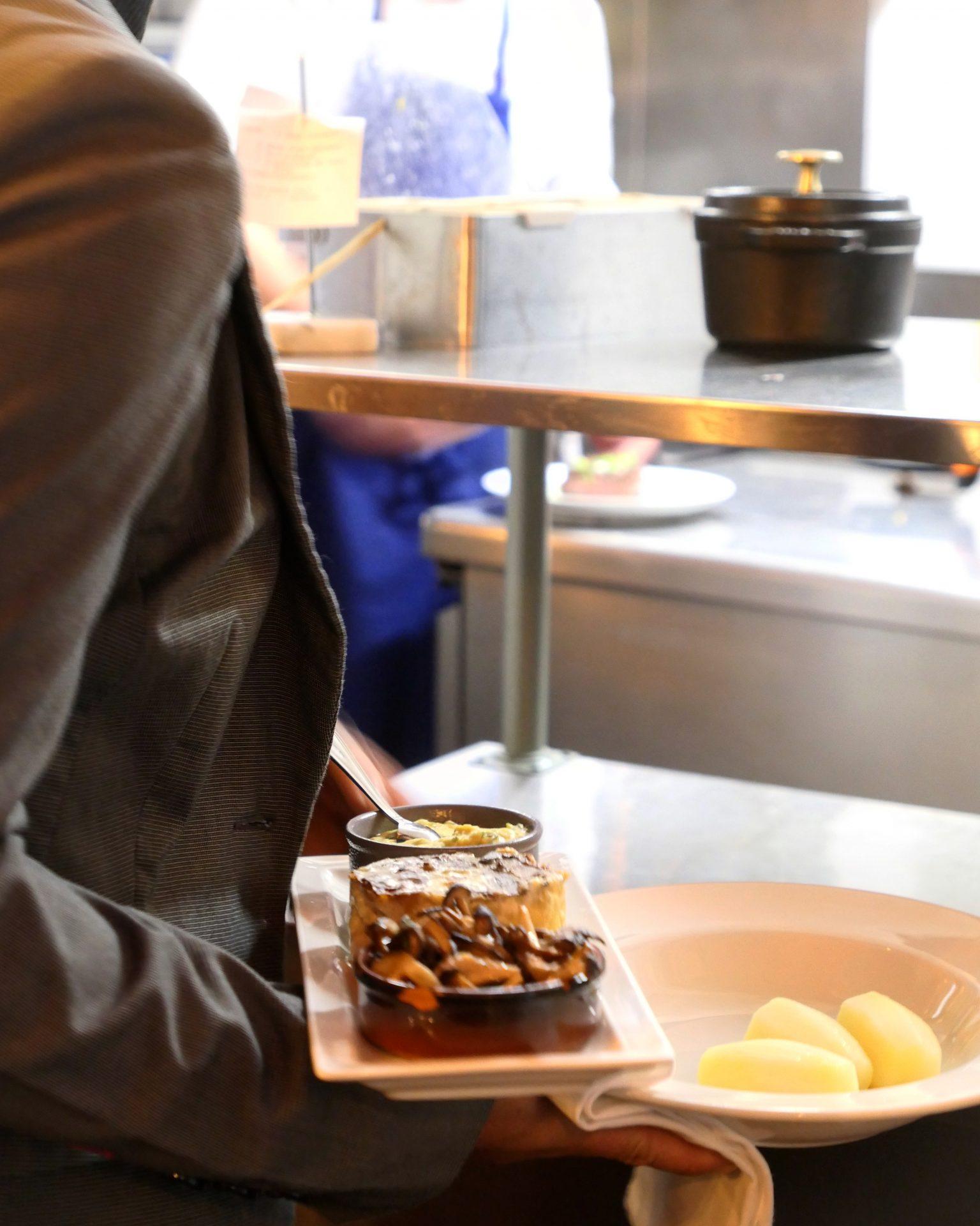 restaurant bistronomique la boutarde